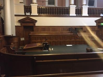 Clergy's seat