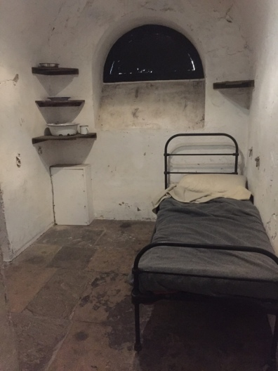 One of the nicer rooms for convicts