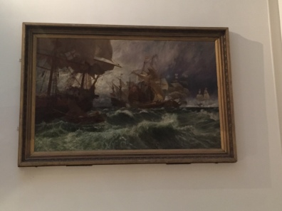 My favourite painting in the caslte