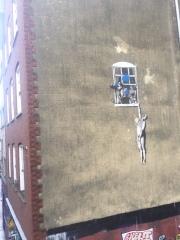 Banksy's most famous art in Bristol