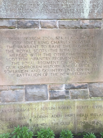 explanation of cool war-veteran memorial