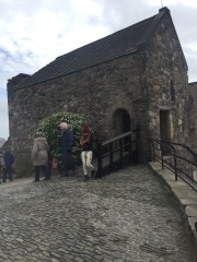 oldest existing building on the castle grounds, it's a chapel